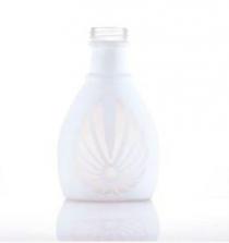 Aladin Bangkok vízipipa üveg - Fehér